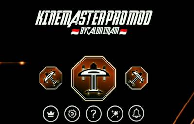 Download Kinemaster Mod Fire 2021