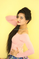 Janani Iyyer in Skirt ~  Exclusive 100.JPG