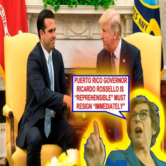 Big Education Ape Aft President Weingarten Puerto Rico Governor