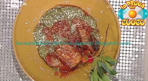 Ricetta della Polenta con cavolo nero da La Prova del Cuoco