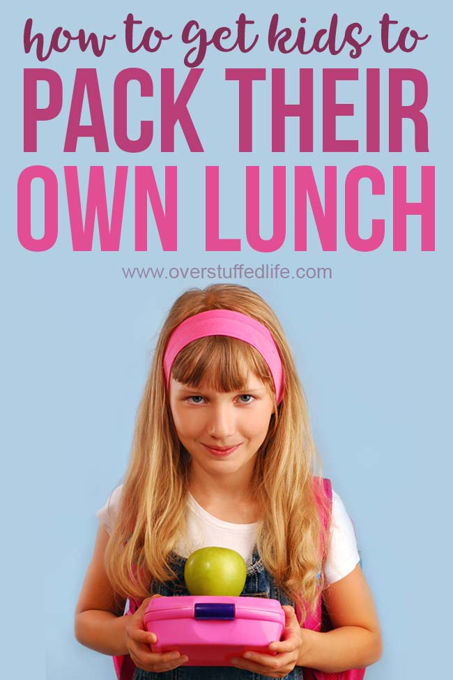 Make it easy for your kids to pack HEALTHY LUNCHES this school year! These tips and tricks will keep you more ORGANIZED and packing lunches will not be something to dread anymore! In fact, it will be so easy to pack the lunches that your kids will easily be able to PACK THEIR OWN SCHOOL LUNCHES.