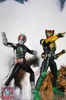 SH Figuarts Shinkocchou Seihou Kamen Rider OOO TaToBa Combo 69