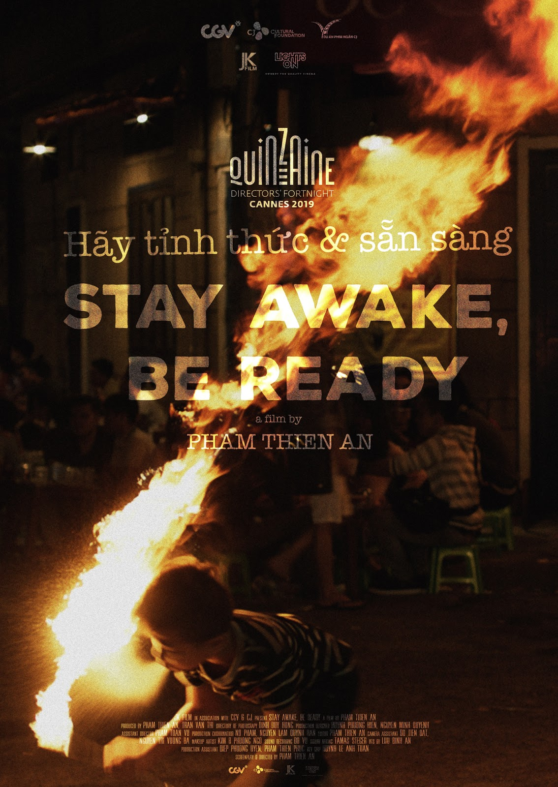 Stay Awake, Be Ready': An Interview with Pham Thien An