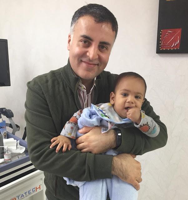 Dil bağı ve dudak bağı ameliyatı - Dil bağı masajı ve dudak bağı masajı - Dr.Murat Enöz