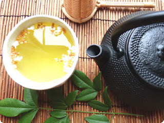 genmaicha brown rice slimming green tea