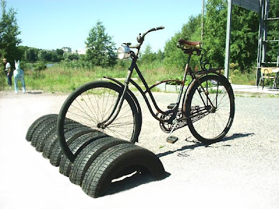 Ideas How To Use Old Tires (33) 4