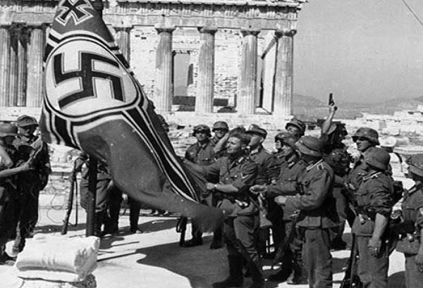 Athens asks to Berlin to start negotiations on World War indemnities