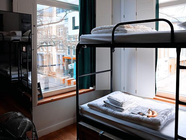 Eerste keer in een hostel | Praag 2019