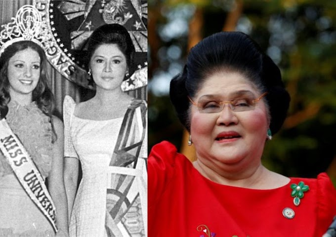Kisah Hidup Ibarat Dongeng Cinderella, Imelda Marcos Dari Hidup Miskin Hingga Pernah Jadi Miss Manila