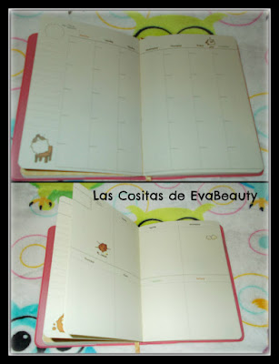 Planner bullet journal aliexpress molang papeleria kawaii bonita