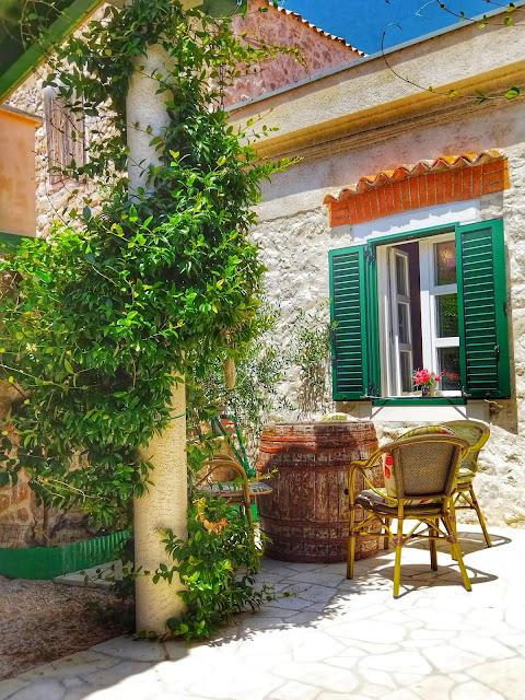 urokliwe zakątki w Chorwacji, detale, ulice