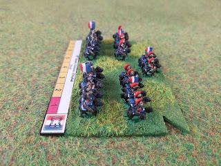 6mm Napoleonic Heavy Cavalry