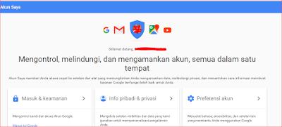 Masuk Gmail / Akun Google