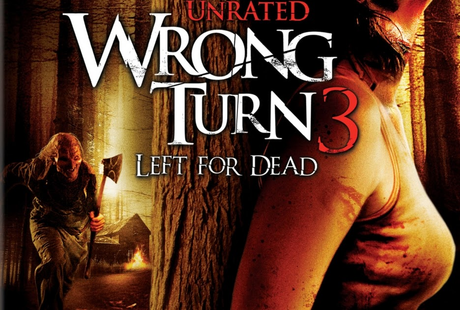 Movie Posters 2009: The Girl Who Loves Horror: Project Terrible: Wrong Turn 3