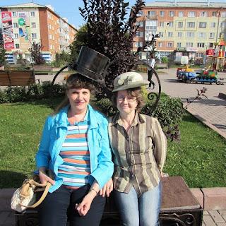 Лариса и я
