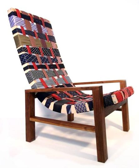 Dishfunctional Designs Tie One On Upcycled And