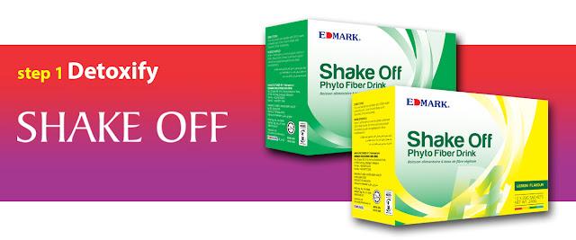 منتج شيك اوف - SHAKE OFF - منتجات شركة ادمارك