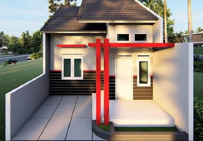Tampak Depan Rumah Minimalis Sederhana