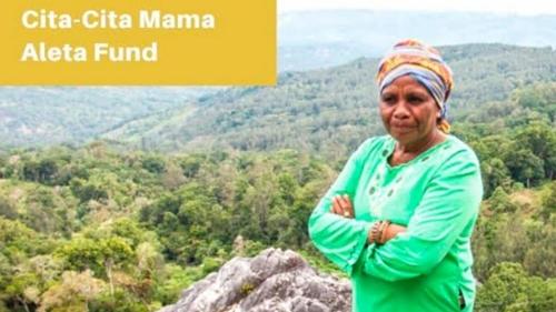 Sosok Mama Aleta, Sang Pelestari Lingkungan dan Pejuang Hak Perempuan