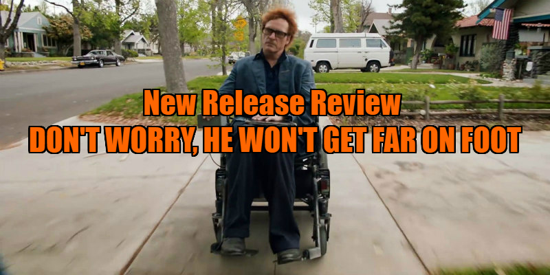 Don't Worry, He Won't Get Far on Foot review