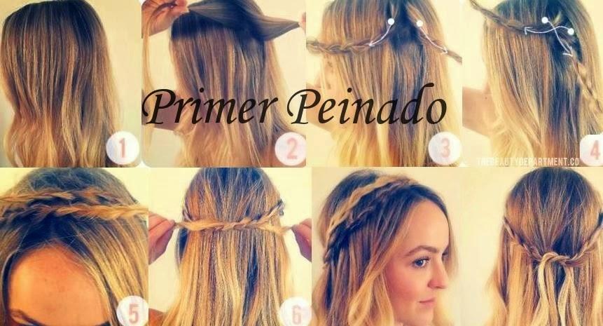 Peinados faciles para chicas jovenes