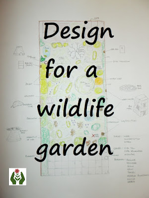 Design for a wildlife garden Green Fingered Blog