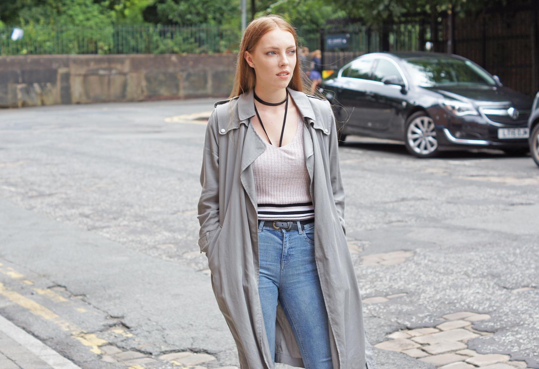 missguided harness bra