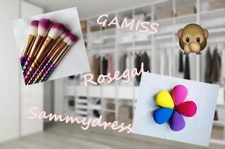 Zamówienie od Gamiis, Rosegal, Sammydress #3