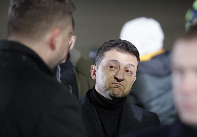 Álmodozik az ukrán elnök, szerinte hazájának Közép- és Kelet-Európa vezető országává kell válnia
