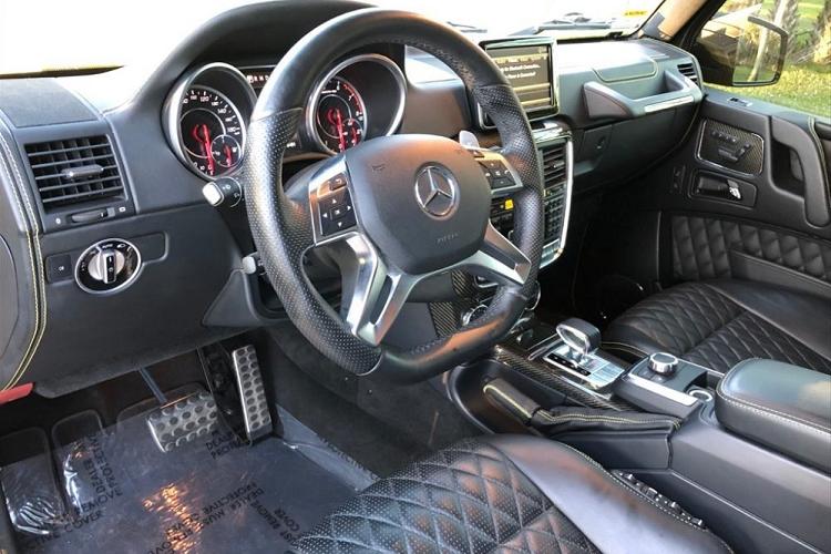 Mercedes-Benz G63 AMG 6x6 gần 47 tỷ lăn bánh tại Hải Phòng