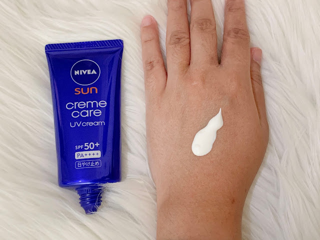 NIVEA UV CREME CARE SUNSCREEN