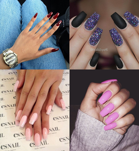 The Beauty Nails Designs for Short and Long Nails | AtsDeal