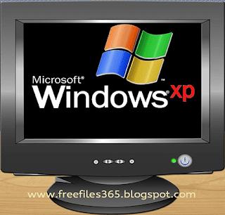 Windows XP Layout