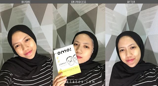 first impression masker omo!