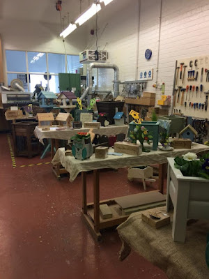 Sagetech Machinery supports Endeavour Woodcraft CIC