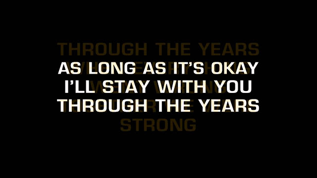 Through The Years (Cover Version of Kenny Rogers)