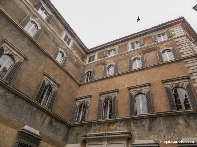 Palácio Ricci, Via Giulia, Roma