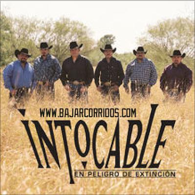 Intocable - En Peligro De Extincion (2013) (Tracklist + Cover Oficial)