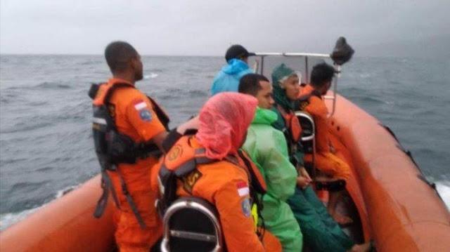 Basarnas Tutup Pencarian WN Filipina Tenggelam di Maluku
