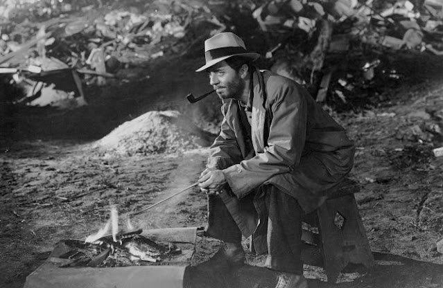 William Powell as a hobo in My Man Godfrey