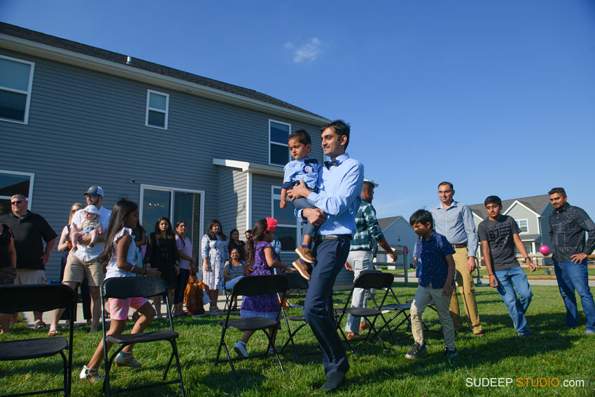 Birthday Party Photography Outdoors by SudeepStudio.com Ann Arbor Event Photographer