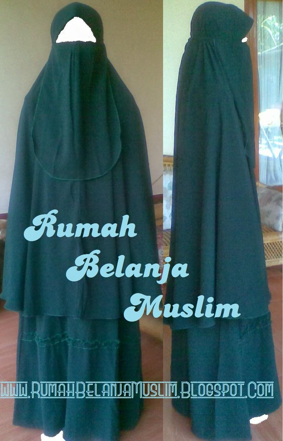 Baju Gamis Hijab Syar39 I Modern Terbaru Puspita Azzahra Jual