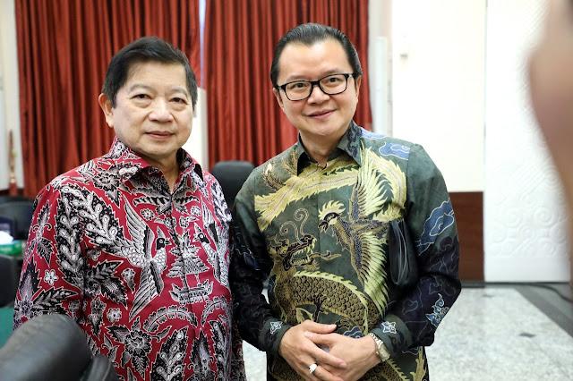 Bertemu Menteri Suharso, Pengusaha Properti Tanah Air Siap Bantu Pemerintah Membangun IKN