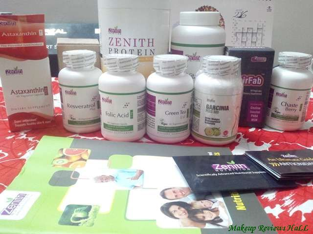Zenith Nutrition Supplements Review