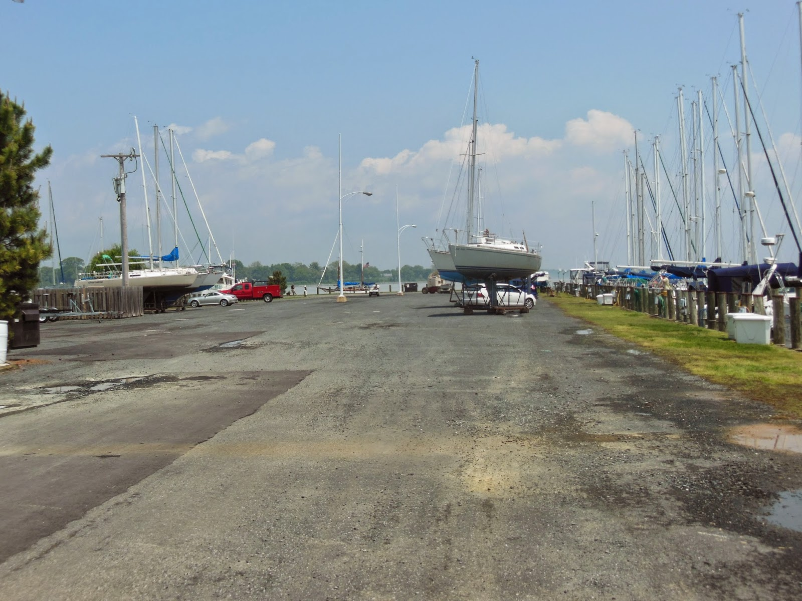 Spirit Journey: 2014-05-22 Sassafras River to Havre de Grace