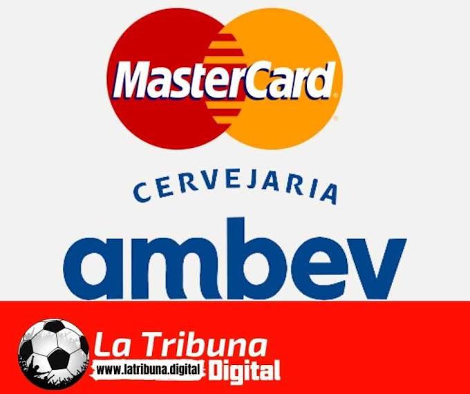MASTER CARD Y AMBEV RETIRAN SU PATROCINIO DE LA COPA AMÉRICA