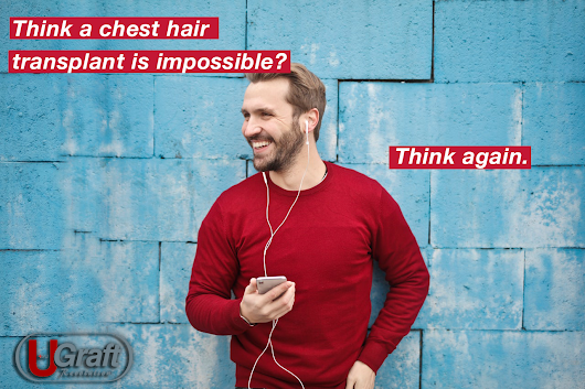Chest Hair For Hair Transplant: How the Intelligent Punch Makes it Possible