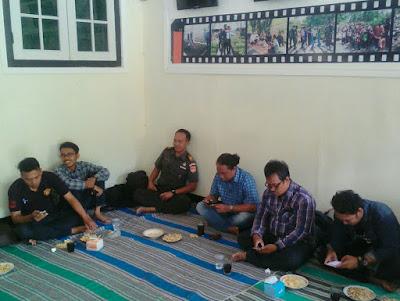 Syukuran Kapenrem 074/Surakarta-Awak Media