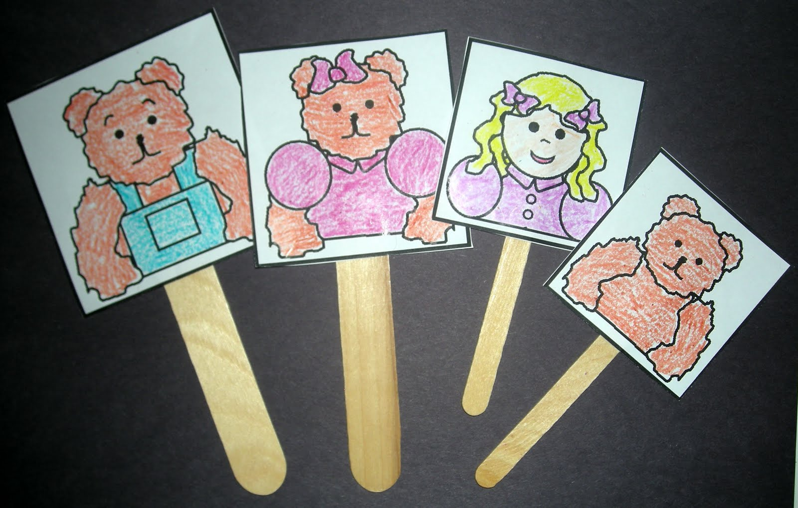 Bears Preschool Crafts Images