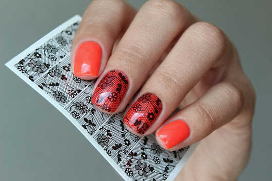 "MultiLac ""Oriental Poppy""/""Восточный мак"" & slider - design Runail Professional"